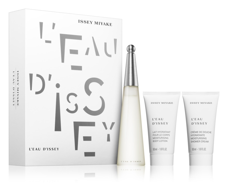 Issey Miyake L'Eau D'Issey confezione regalo XXIV