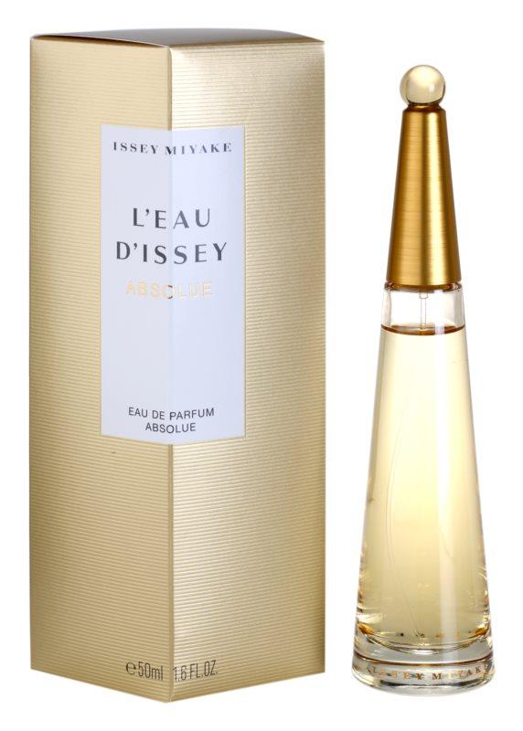 Issey Miyake L'Eau D'Issey Absolue Eau de Parfum voor Vrouwen  50 ml
