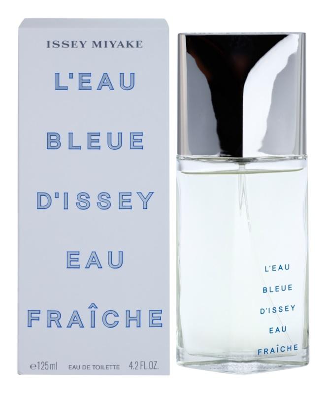 Issey Miyake L'Eau Bleue d'Issey Eau Fraîche eau de toilette pour homme 125 ml