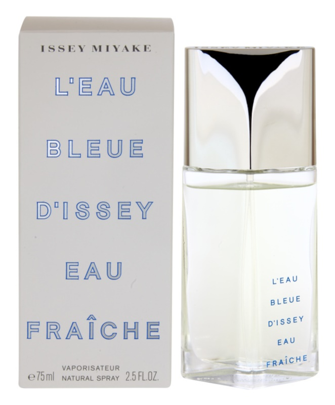 Issey Miyake L'Eau Bleue d'Issey Eau Fraîche eau de toilette férfiaknak 75 ml