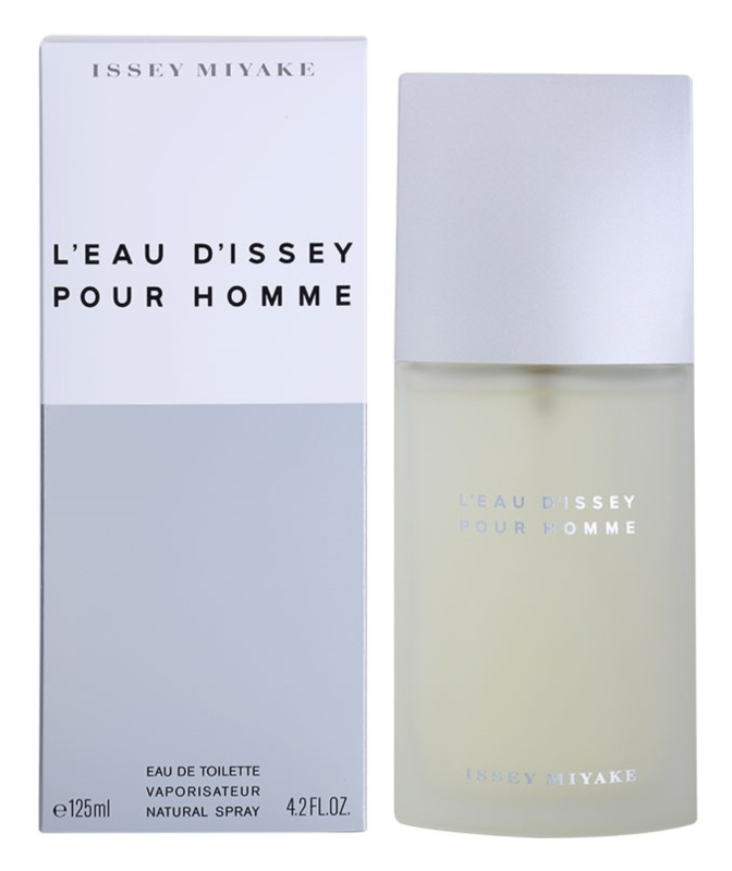 Issey Miyake L'Eau D'Issey Pour Homme toaletna voda za moške 125 ml
