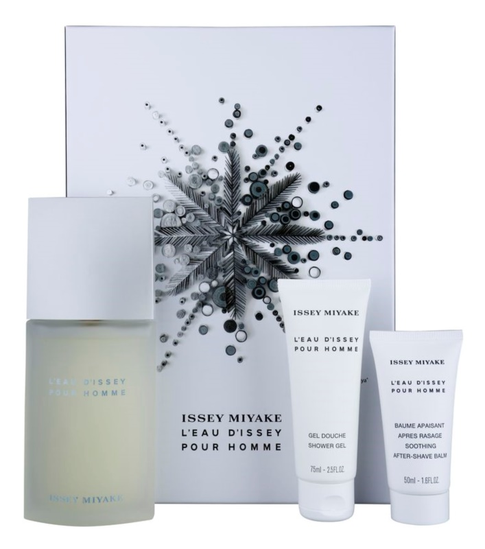Issey Miyake L'Eau D'Issey Pour Homme подаръчен комплект XIII.