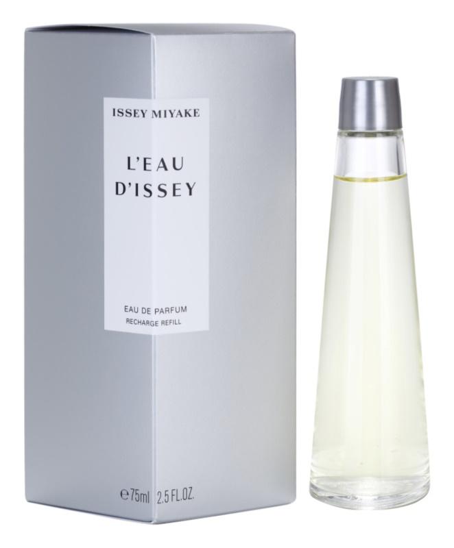 Issey Miyake L'Eau D'Issey eau de parfum pour femme 75 ml recharge