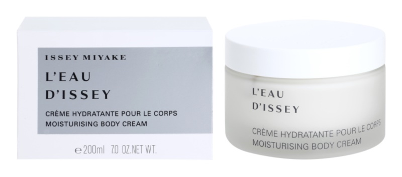 Issey Miyake L'Eau D'Issey crema corpo per donna 200 ml