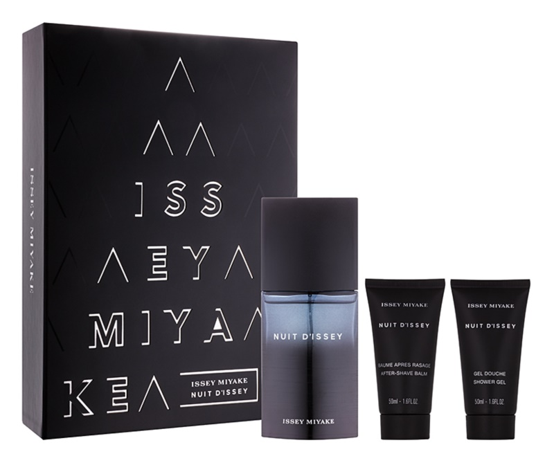 Issey Miyake Nuit D'Issey coffret cadeau I.