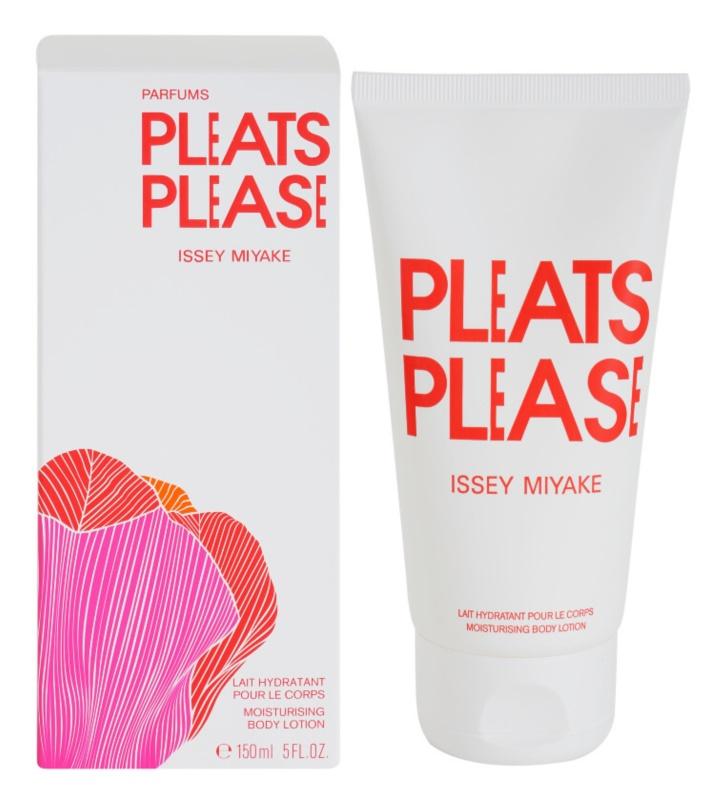 Issey Miyake Pleats Please Body Lotion for Women 150 ml