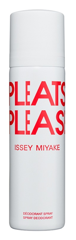 Issey Miyake Pleats Please deospray pro ženy 100 ml