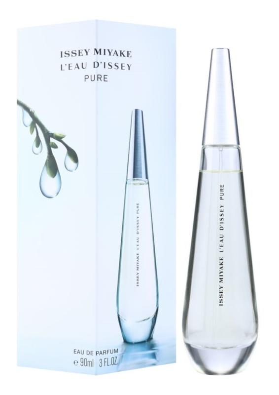 Issey Miyake L'Eau D'Issey Pure Eau de Parfum voor Vrouwen  90 ml
