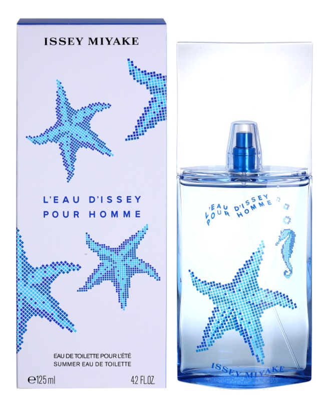 Issey Miyake L´eau D´issey Summer 2014 Pour Homme toaletní voda pro muže 125 ml