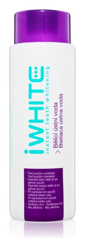 iWhite Instant избелваща вода за уста