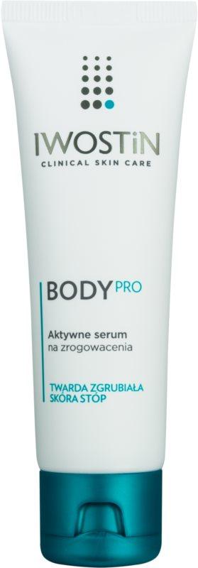 Iwostin Body Pro aktívne sérum na popraskané chodidlá