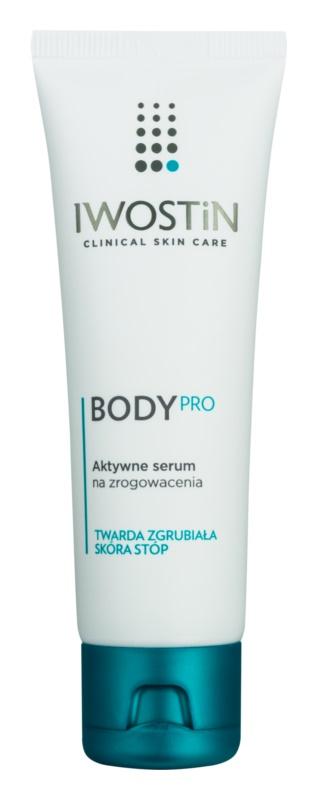Iwostin Body Pro aktivní sérum na popraskaná chodidla