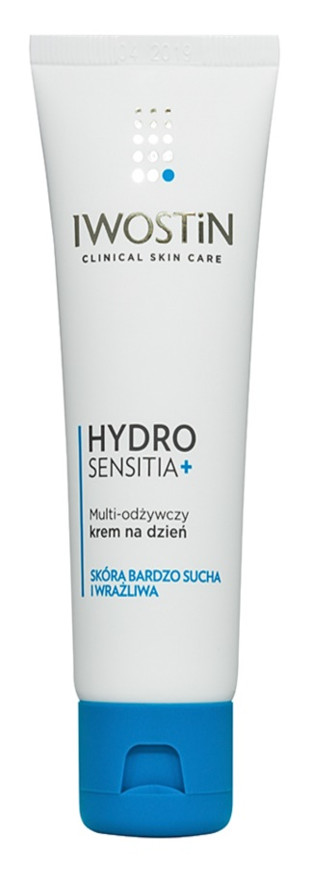 Iwostin Sensitia Hydro Sensitia + Nourishing Day Cream For Dry and Sensitive Skin