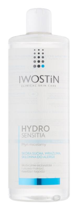 Iwostin Sensitia eau micellaire pour peaux sensibles et allergiques