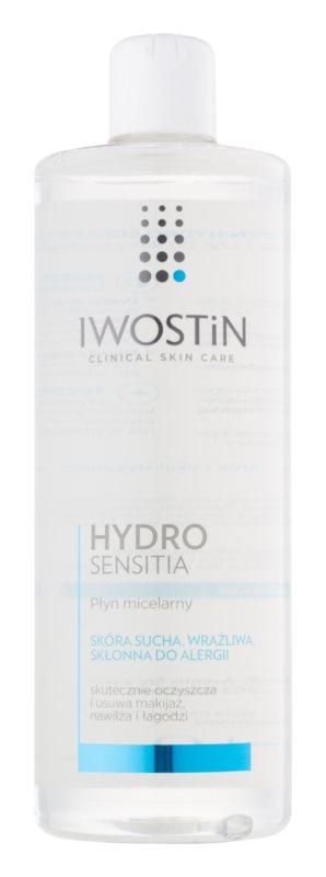 Iwostin Sensitia micelárna voda pre citlivú a alergickú pleť