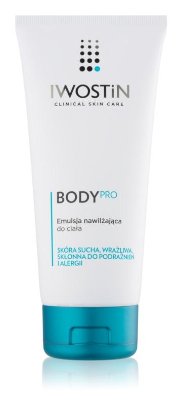 Iwostin Body Pro tělová emulze pro suchou a citlivou pokožku