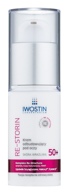 Iwostin Re-Storin obnovujúci krém na očné okolie