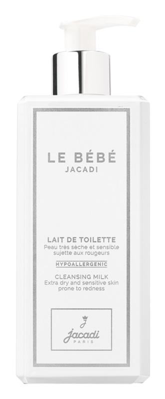 Jacadi Le Bébé очищаюче молочко для дитячої шкіри