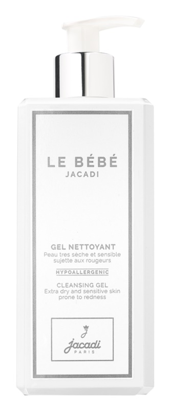 Jacadi Le Bébé Cleansing Gel for Face and Body For Baby's Skin