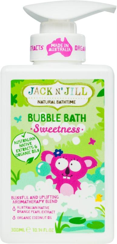 Jack N' Jill Sweetness Bath Foam For Kids