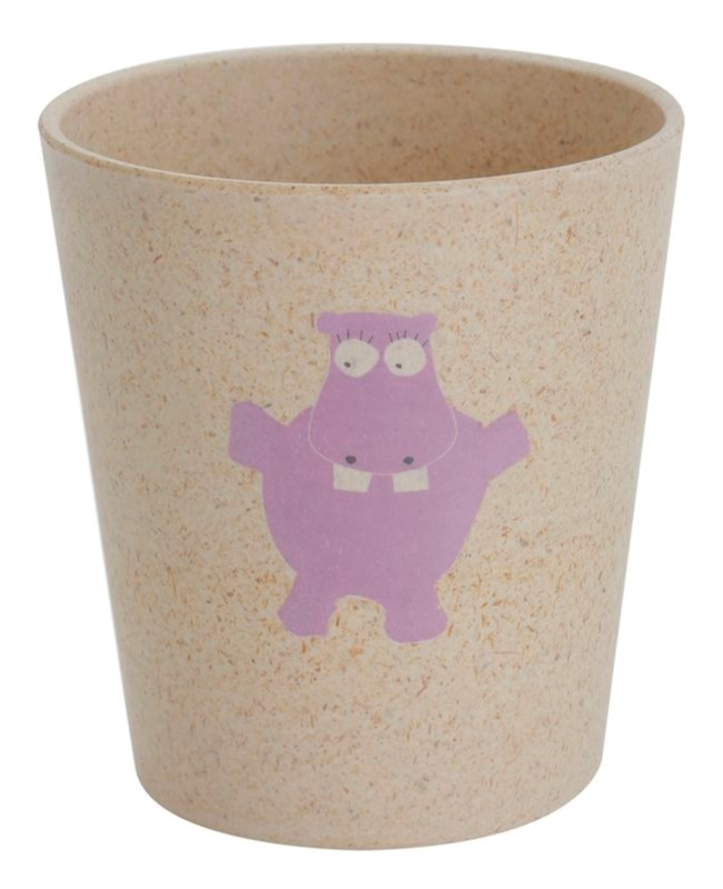 Jack N' Jill Hippo čaša od bambusovih i rižinih ljuski