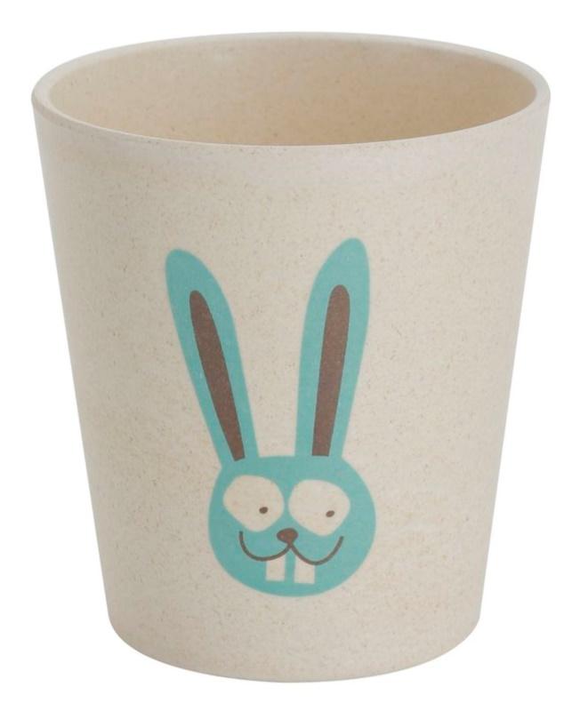 Jack N' Jill Bunny bambusz és rizshéjalapú csésze