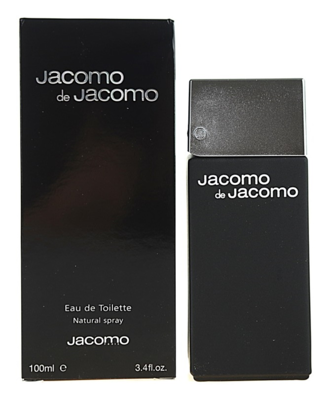 Jacomo Jacomo de Jacomo Eau de Toilette für Herren 100 ml