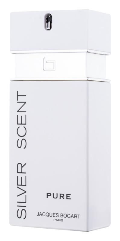 Jacques Bogart Silver Scent Pure eau de toilette pour homme 100 ml