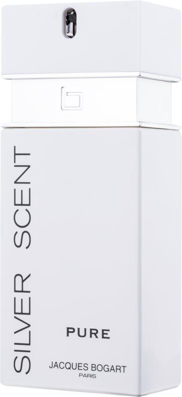 Jacques Bogart Silver Scent Pure toaletná voda pre mužov 100 ml