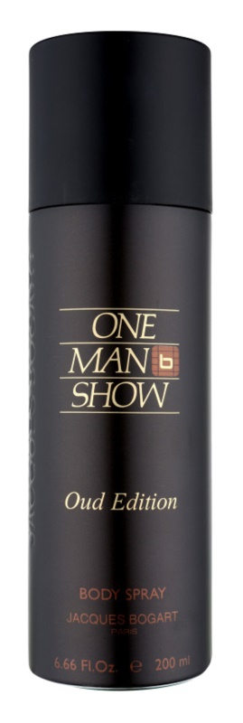 Jacques Bogart One Man Show Oud Edition tělový sprej pro muže 200 ml