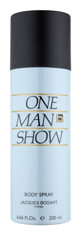 Jacques Bogart One Man Show spray de corpo para homens 200 ml