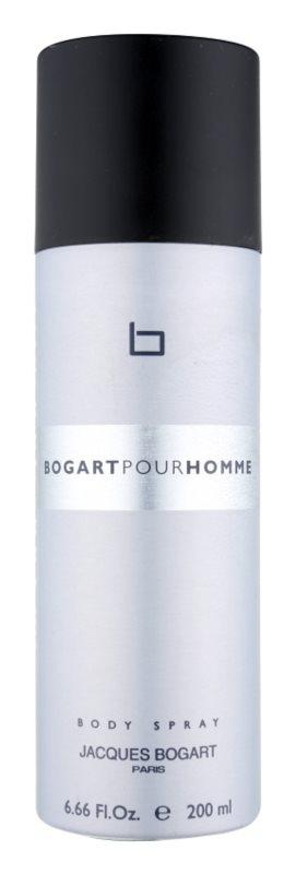 Jacques Bogart Bogart Pour Homme spray pentru corp pentru barbati 200 ml