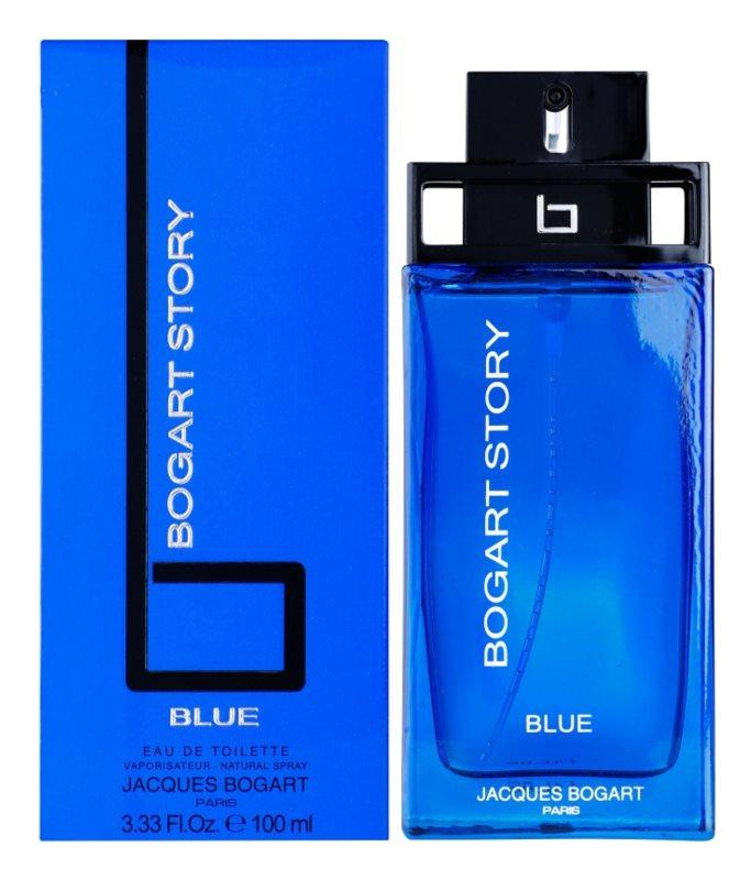 Jacques Bogart Bogart Story Blue тоалетна вода за мъже 100 мл.