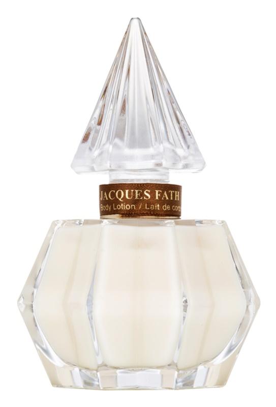 Jacques Fath Fath De Fath leche corporal para mujer 100 ml
