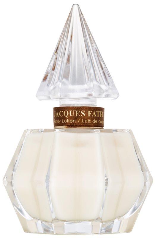 Jacques Fath Fath De Fath lotion corps pour femme 100 ml