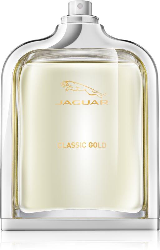 Jaguar Classic Gold woda toaletowa tester dla mężczyzn 100 ml