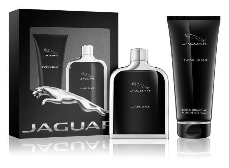 Jaguar Classic Black darčeková sada I.
