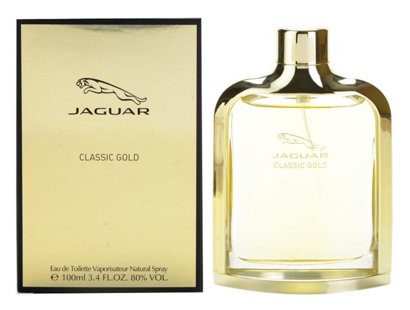 Jaguar Classic Gold toaletná voda pre mužov 100 ml