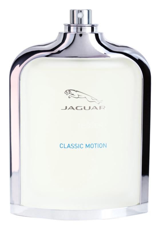 Jaguar Classic Motion woda toaletowa tester dla mężczyzn 100 ml