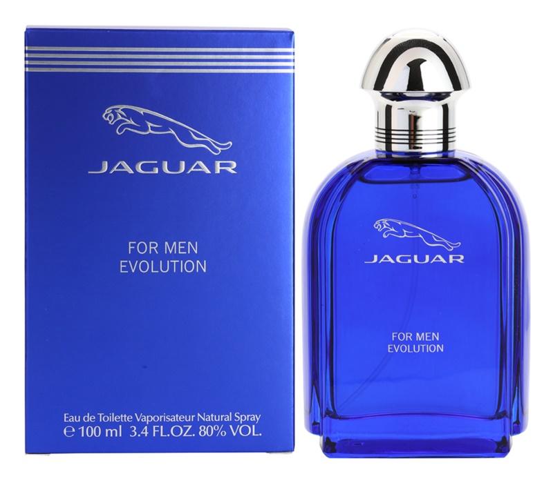 Jaguar Evolution woda toaletowa dla mężczyzn 100 ml