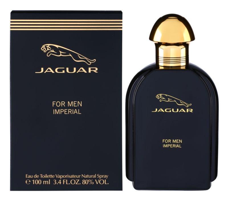 jaguar imperial eau de toilette pour homme 100 ml. Black Bedroom Furniture Sets. Home Design Ideas