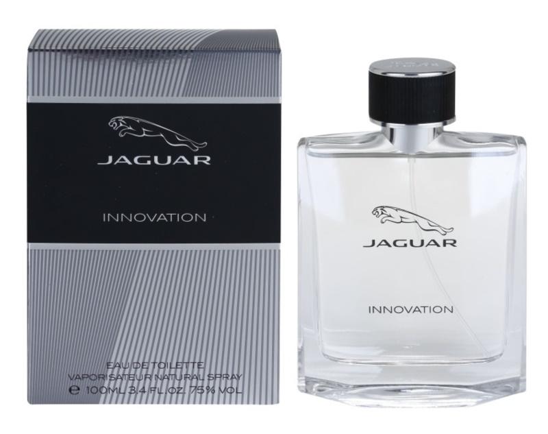 jaguar innovation eau de toilette pour homme 100 ml. Black Bedroom Furniture Sets. Home Design Ideas