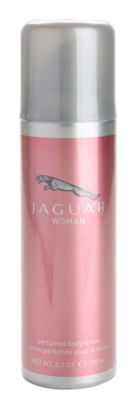 Jaguar Jaguar Woman Körperlotion Damen 150 ml