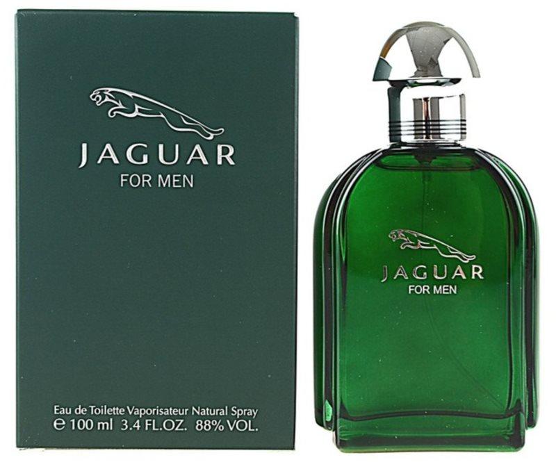 jaguar jaguar for men eau de toilette pour homme 100 ml. Black Bedroom Furniture Sets. Home Design Ideas