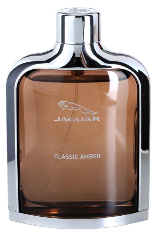 Jaguar Classic Amber Eau de Toilette for Men 100 ml