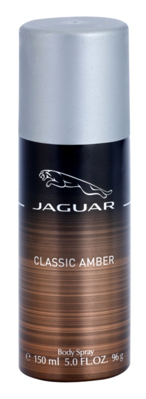 Jaguar Classic Amber Deo Spray for Men 150 ml