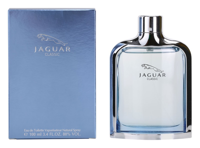 Jaguar Classic eau de toilette pour homme 100 ml