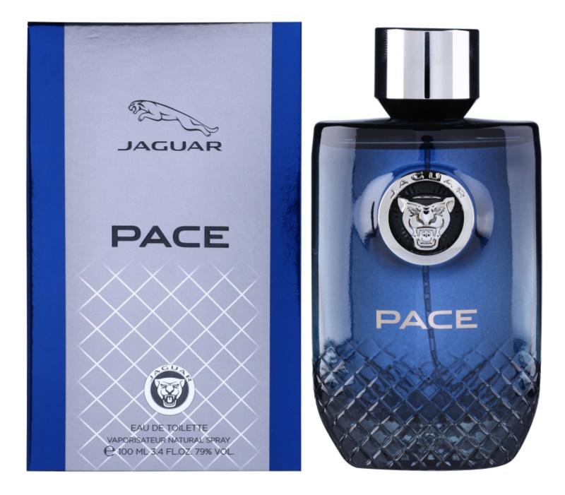 Jaguar Pace Eau de Toilette für Herren 100 ml