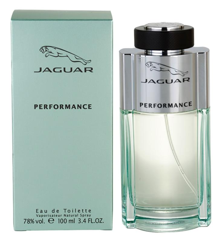 jaguar performance eau de toilette for men 100 ml. Black Bedroom Furniture Sets. Home Design Ideas