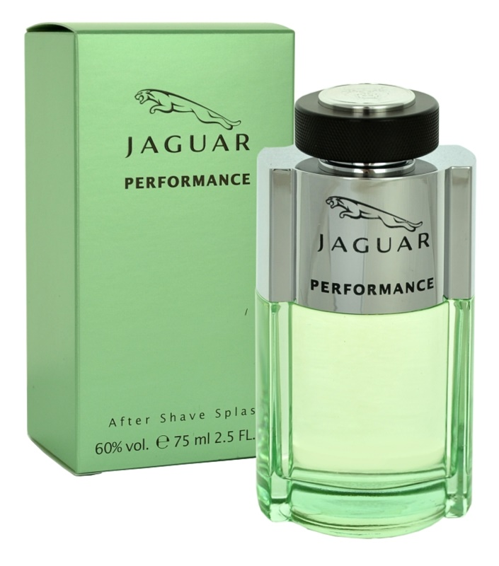 Jaguar Performance voda po holení pre mužov 75 ml
